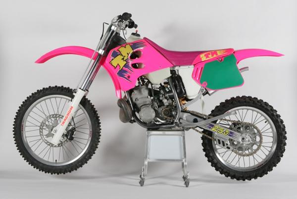 Tm Dirt Bikes >> Gp S Classic Steel 10 The 1994 Tm 250 Cross Pulpmx