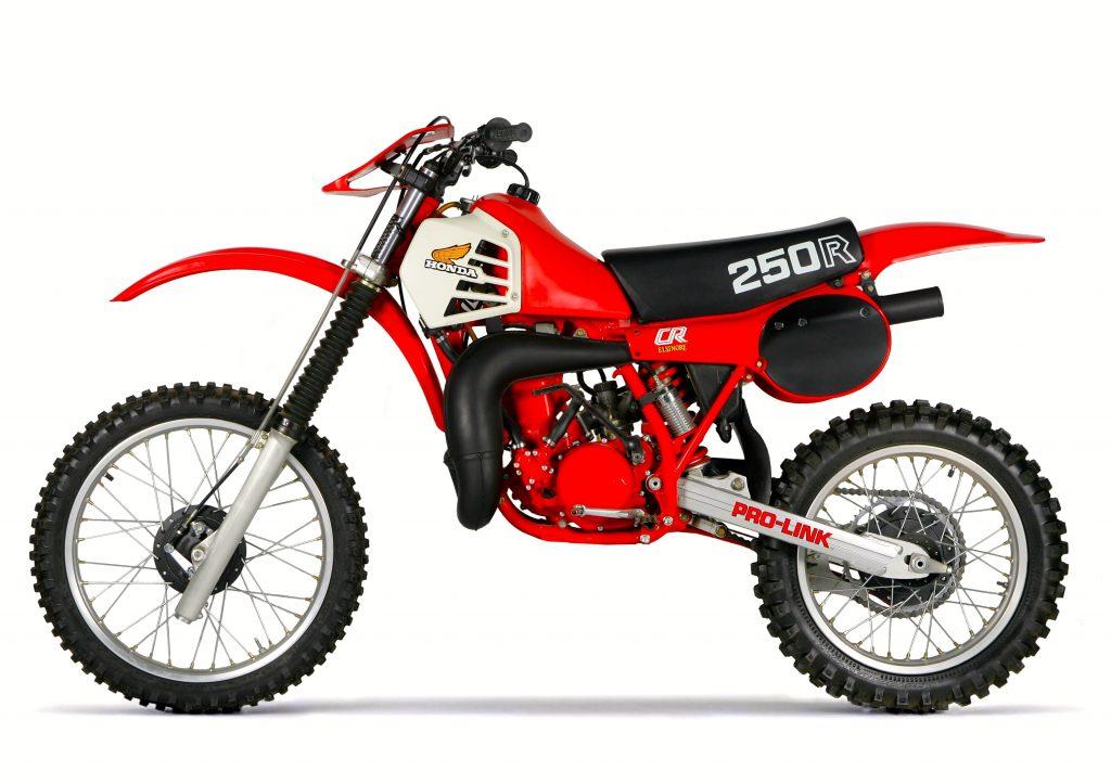GP's Classic Steel #17 – 1981 Honda CR250R – PulpMX