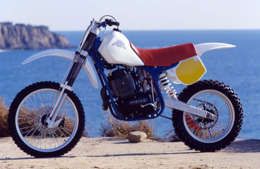 GP Classic Steel #18 – 1989 ATK 604E – PulpMX