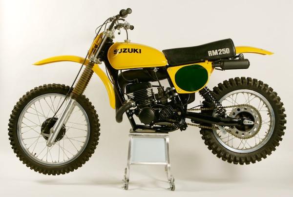 GP's Classic Steel #28 – 1978 Suzuki RM250C – PulpMX
