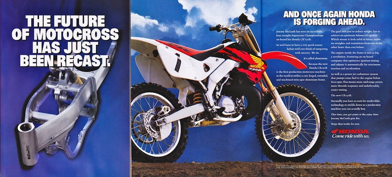 GP's Classic Steel #39- 1997 CR250 – PulpMX