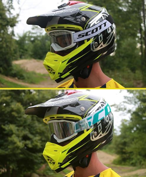 Scott Motorsports 2014 Goggle Reveal Pulpmx