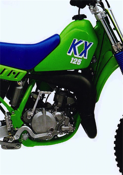 Slow Burn In 89 Kawasaki Turned Their Punchy And Fun 88 Mill Into A Dull Lap Time Motor The New Pulled Over Broader Range But Lacked Any Kind