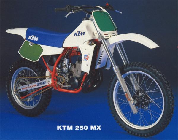 GP's Classic Steel #98- 1984 250MX Shootouts – PulpMX