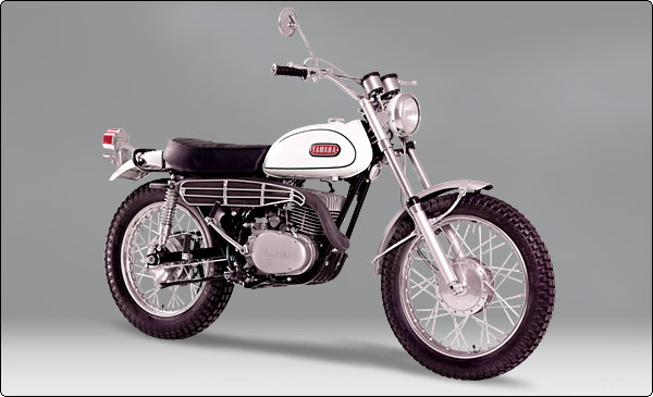 GPs Classic Steel 100 1968 Yamaha DT 1 250 PulpMX
