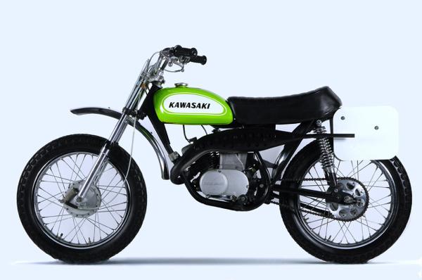 Kawasaki Motocross History 1963 2016 Pulpmx