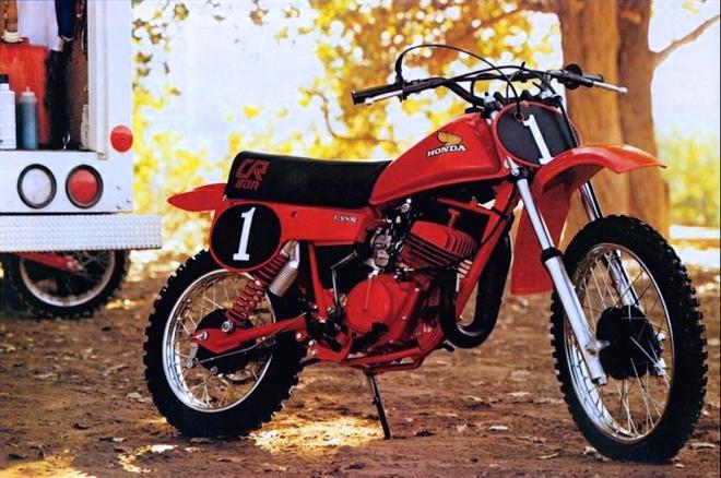 FXR Racing: Honda MX Bike History: The 80's – PulpMX