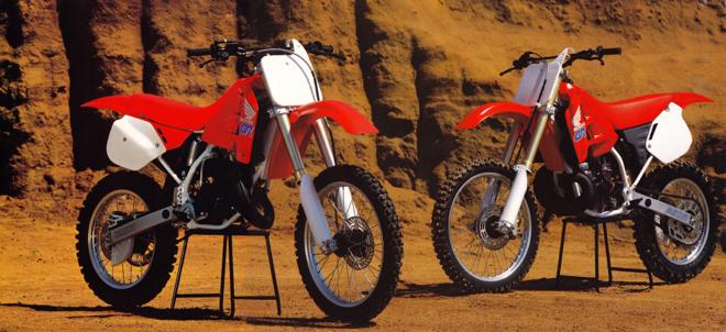 FXR Racing: Honda MX Bike History: The 90's – PulpMX