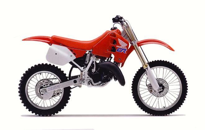 FXR Racing Honda MX Bike History The 90 S PulpMX