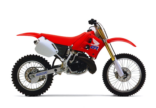 FXR Racing: Honda MX Bike History: The 90\'s – PulpMX