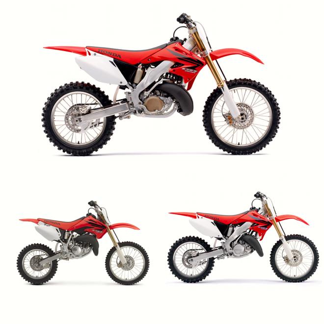 FXR Racing: Honda MX Bike History: The 2000's – PulpMX