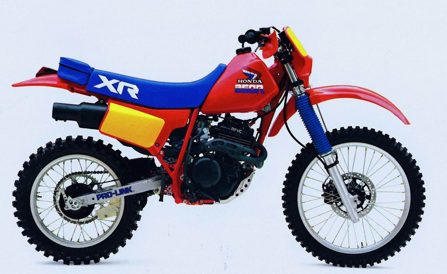 Although much improved over previous XR250Rs, the 1984-1985 versions were  not without fault. Chief among these deficiencies were its overly soft  valve ...