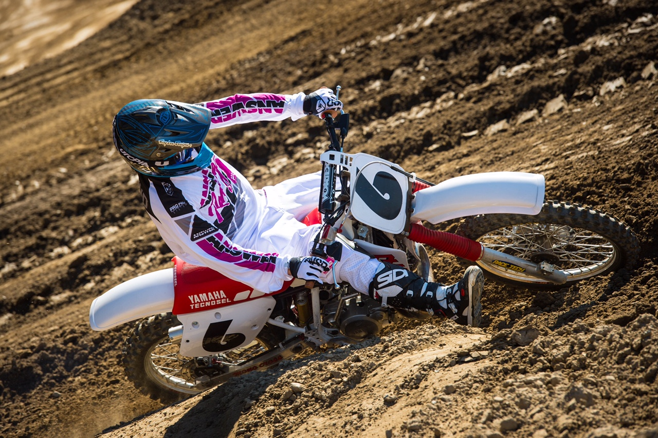 Moto Gear History Part I Answer Racing The Eighties Pulpmx