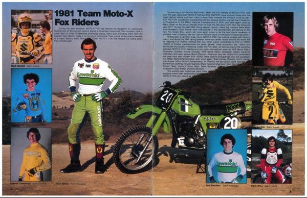 c7610daa9e5 Moto Gear History Part V  Fox Racing 1974-1989 – PulpMX