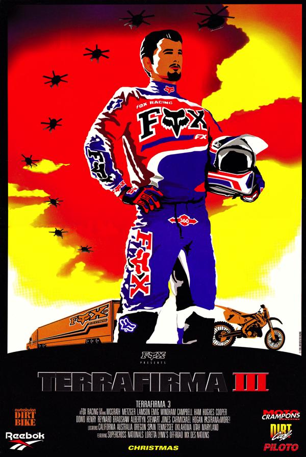Moto Gear History Part VI: Fox Racing 1990s – PulpMX
