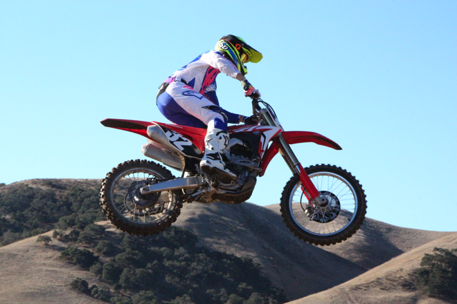 10 Things About The 2018 Honda CRF250R – PulpMX