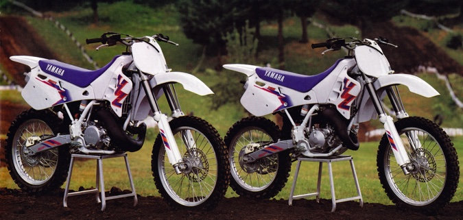 Classic Steel 127: 1993 YZ125 – PulpMX