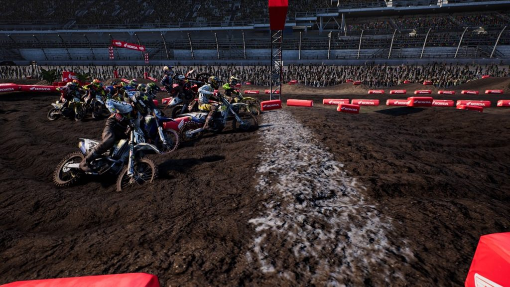 So, When I First Saw The Game Trailer For Monster Energy Supercross: The  Official Videogame, I Had No Choice But To Be Cautiously Optimistic.