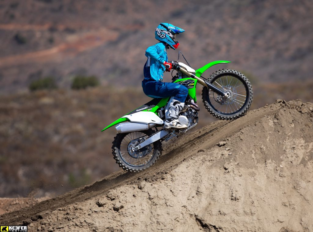 Keefer Tested: 10 Things About the 2019 KX450 – PulpMX
