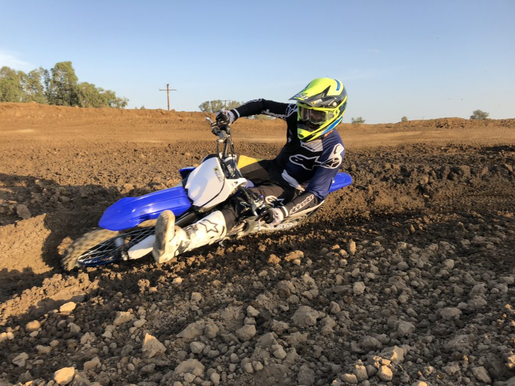 Miraculous Keefer Tested 2019 Yamaha Yz250F Pulpmx Caraccident5 Cool Chair Designs And Ideas Caraccident5Info