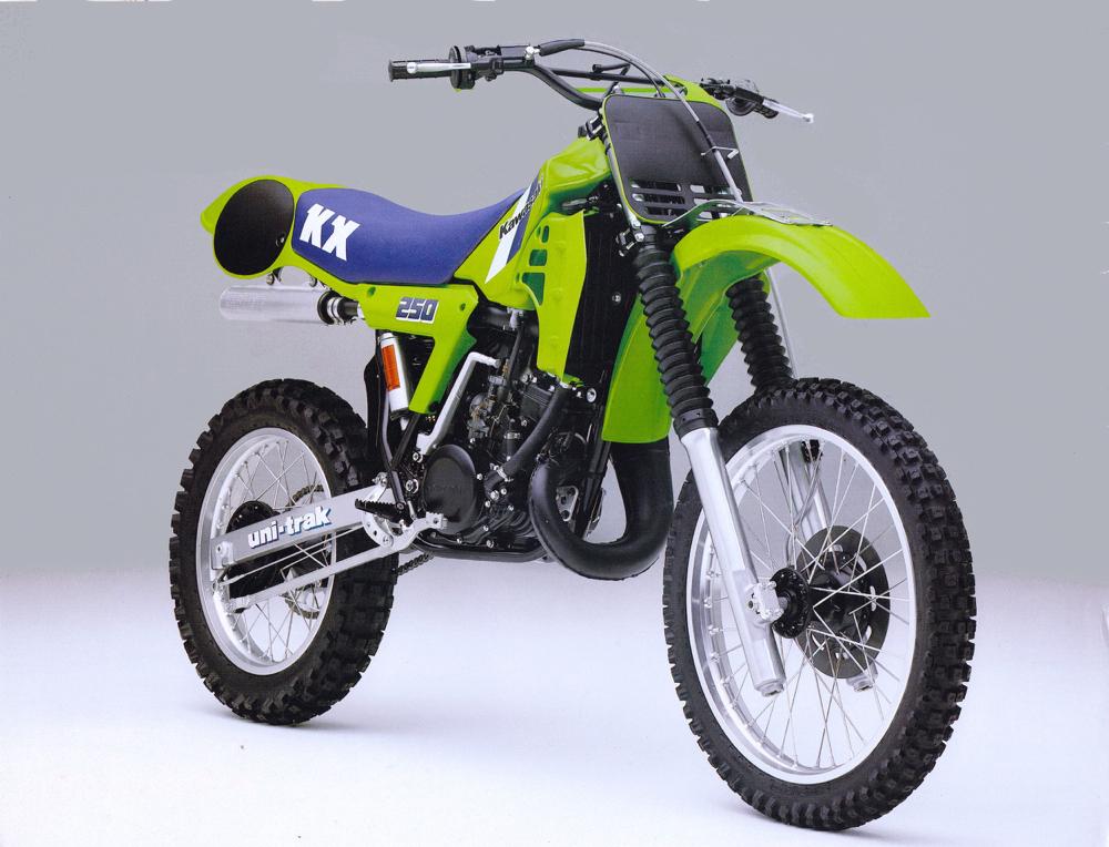 Clic Steel 131: 1984 Kawasaki KX250 – PulpMX on