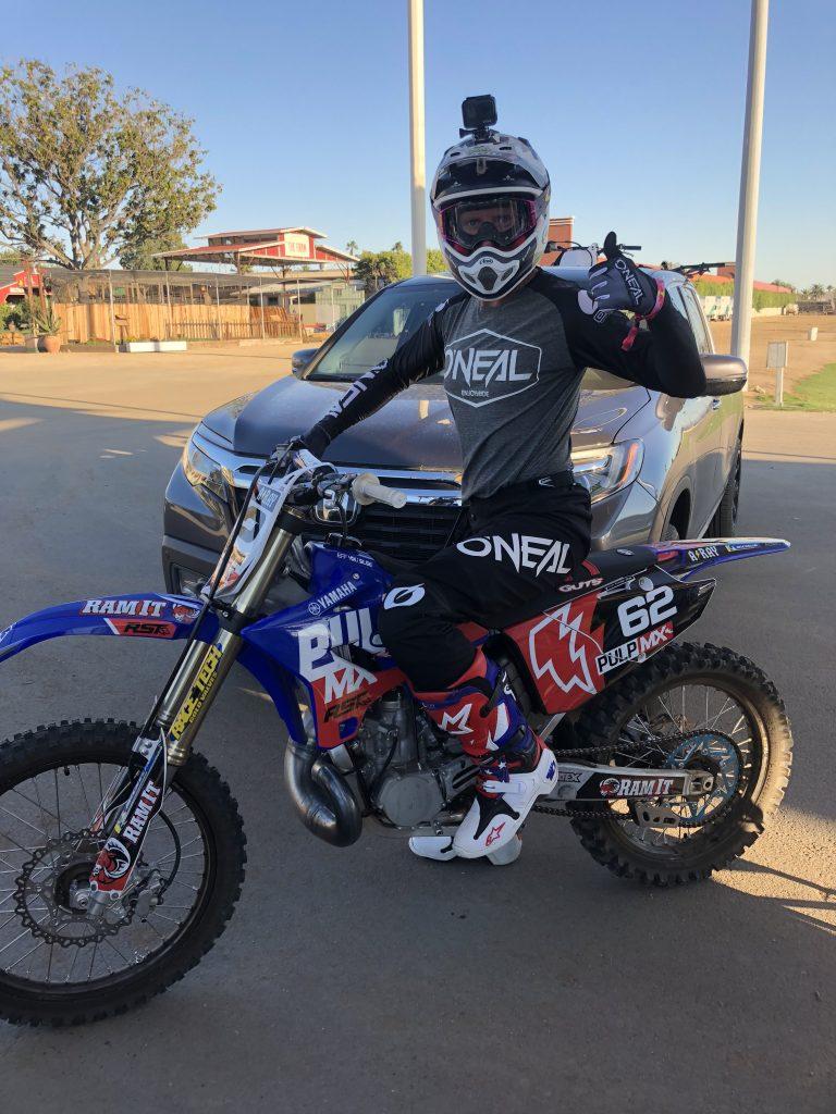 "Keefer Tested: 2019 Pulpmx Yamaha YZ250 ""Ram It"" Edition"