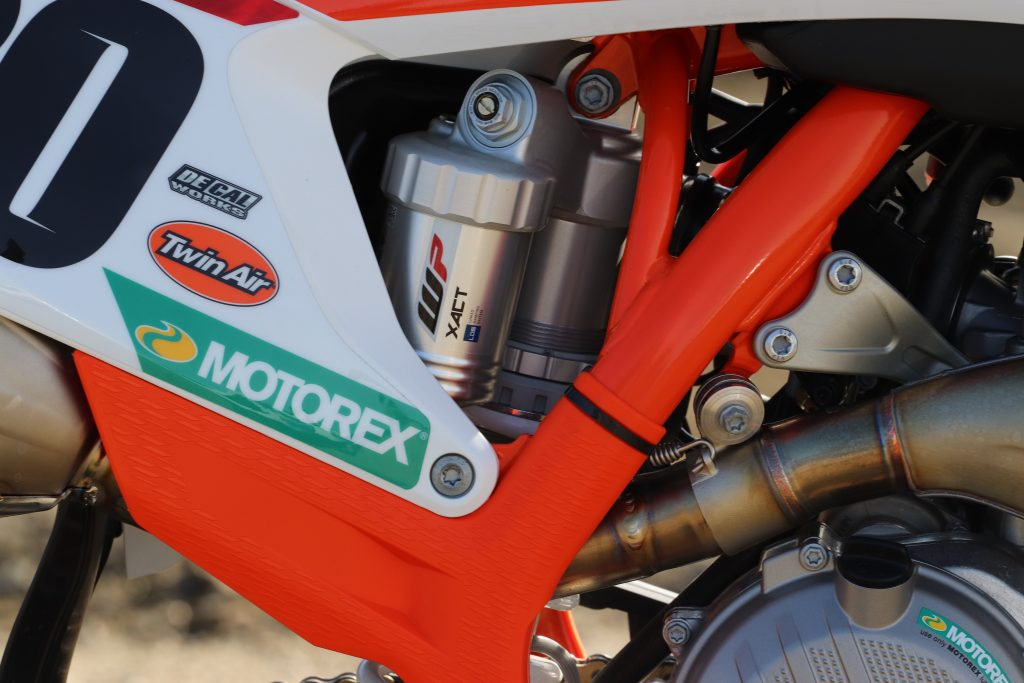 Keefer Tested: 10 Things about the 2019 5 KTM 450SX FE – PulpMX