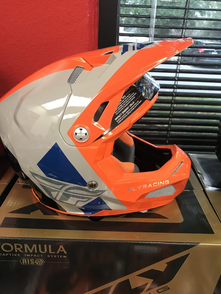 ad85952f Keefer Tested: 10 Things About Fly Formula Helmet – PulpMX