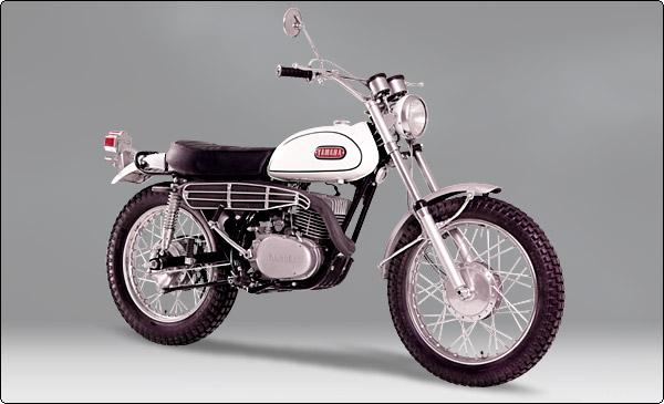GPs Classic Steel 100 1968 Yamaha DT 1 250