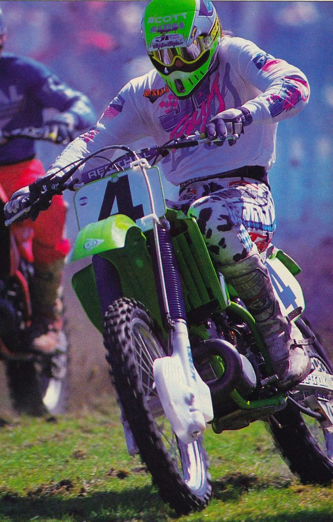 The Many Looks of Ron Lechien – PulpMX