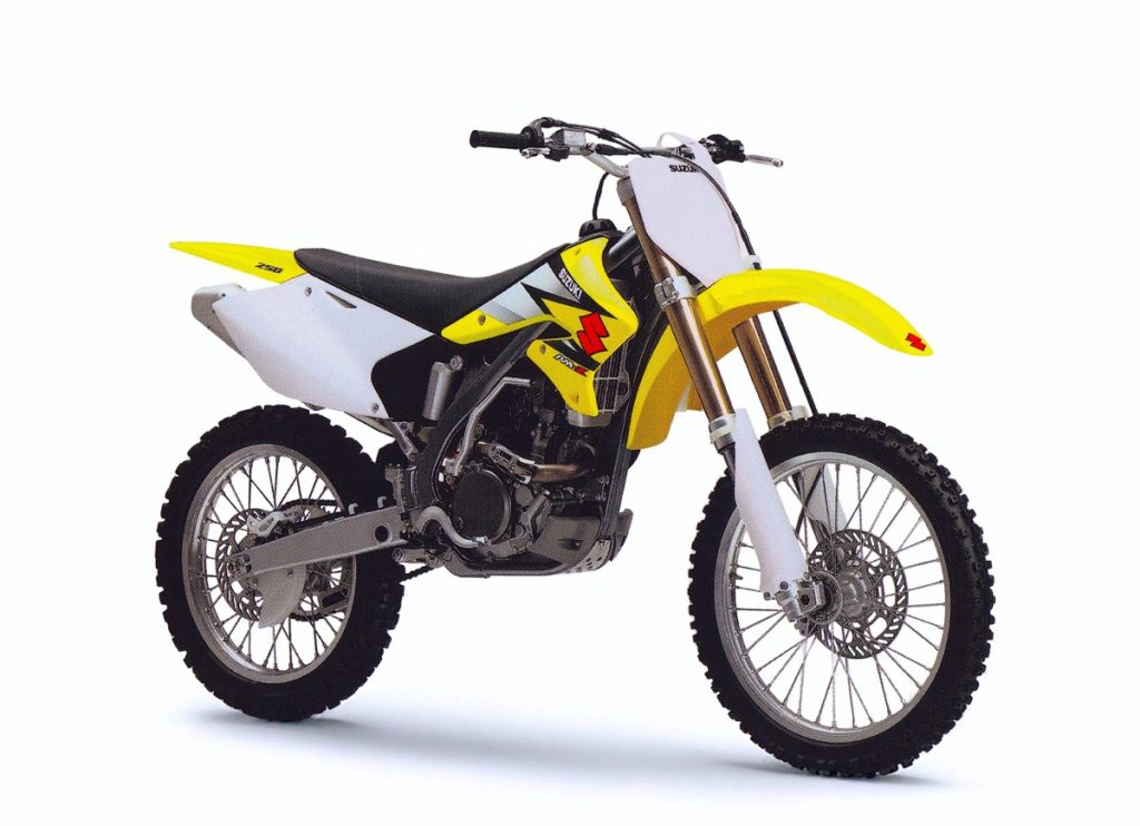 Modified Xrs And Klxs Were Fun But They Were No Match For A 125 Two Stroke Much Less A 250 On A Motocross Circuit